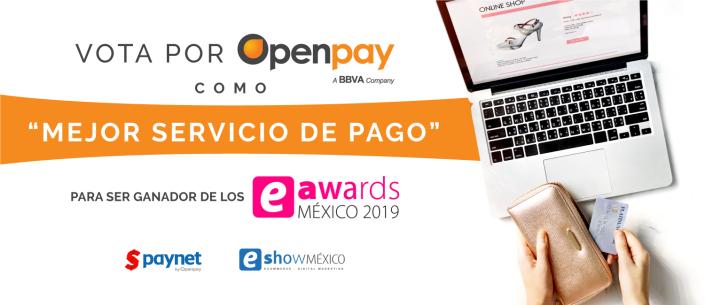 E-awards-Mejor-Servicio-de-Pago-Openpay-banner